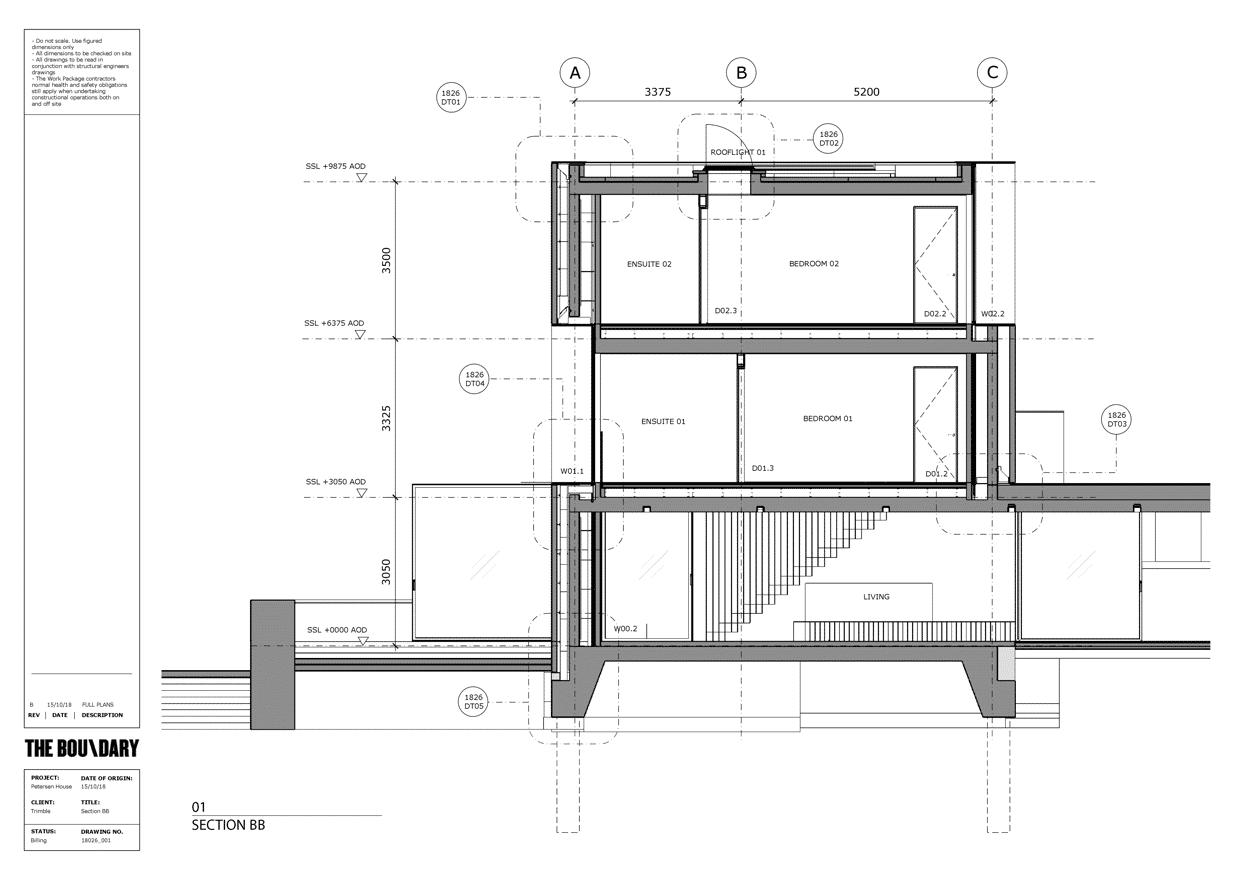 SketchUp LayOut Design Doucmentation