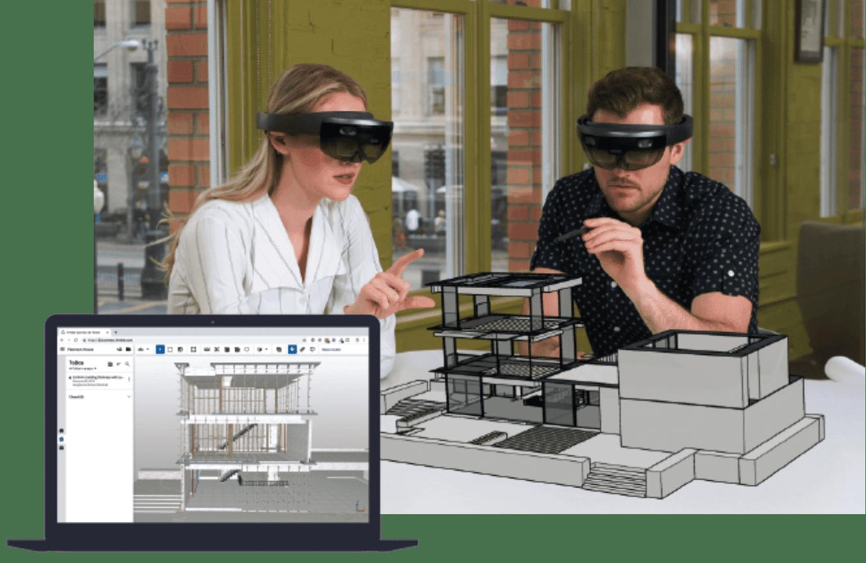 SketchUp TrimbleConnect VR
