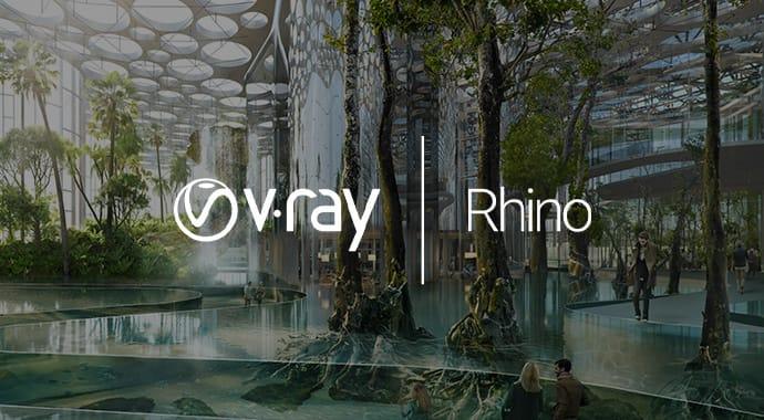 v ray rhino