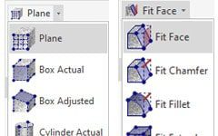 Automatic feature extraction for 3D modelling