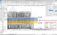 Revit Views integration to create ortophoto