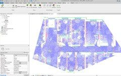 undet for revit point cloud RCP cropping