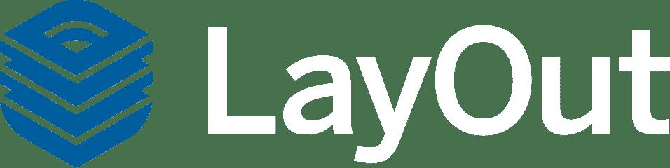 LayOut Horizontal White