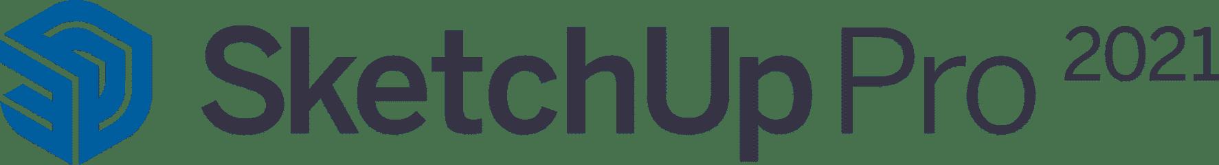 SketchUp Pro 2021 Horizontal RGB