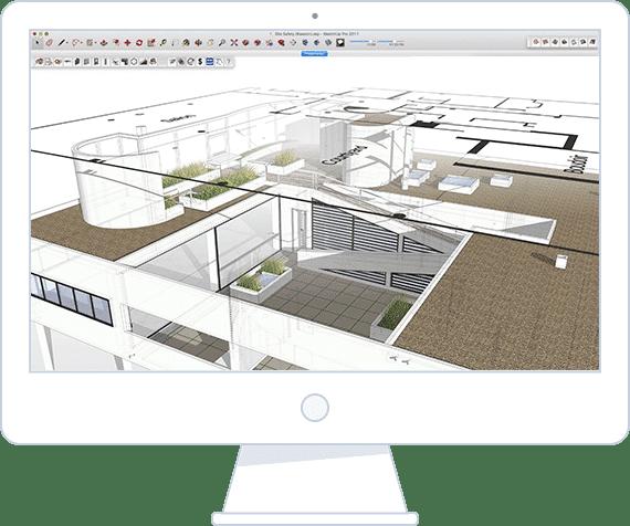design drafting 3D 2D BIM