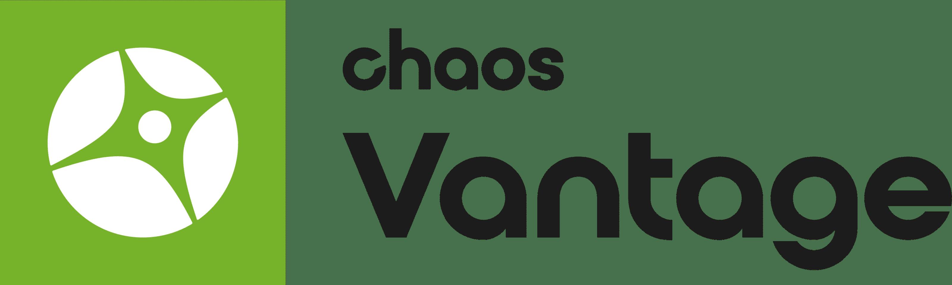 Vantage Logo Colour Black RGB