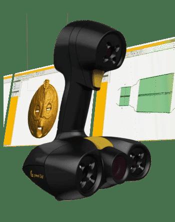 peel2CAD S scanner