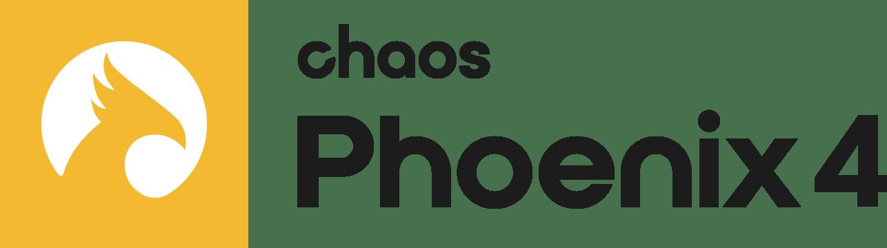 Phoenix4 Logo Colour Black RGB
