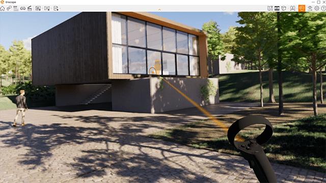 enscape construction phase