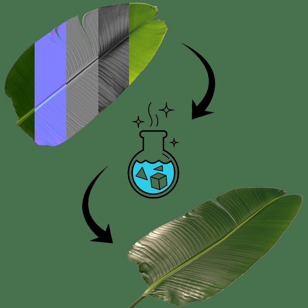 transmutr materials conversion